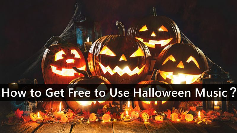 How to Get Free to Use Halloween Music?