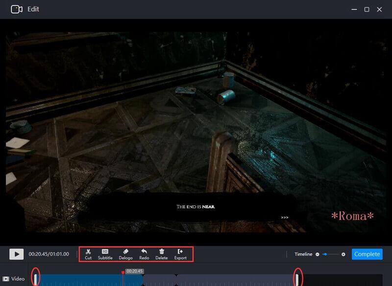 Dagon video edit