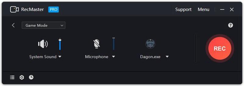 Record Dragon Gameplay step2