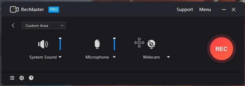 Record a ClickMeeting Webinar step3