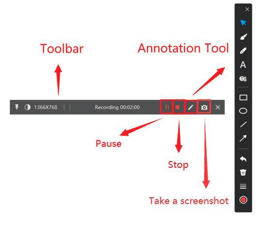 Record a ClickMeeting Webinar step4